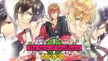 The Men of Yoshiwara