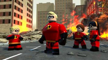 LEGO indestructibles