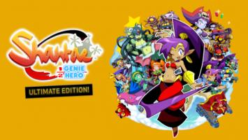 Shantae Half Genie Hero
