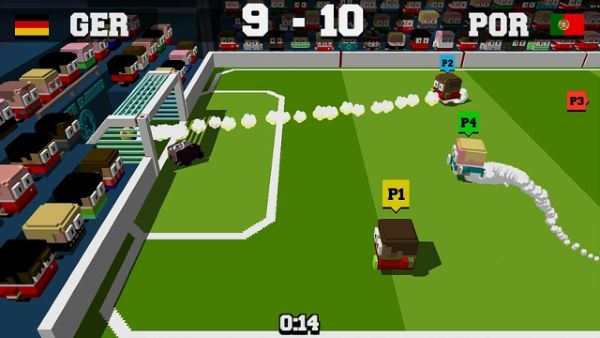 Soccer Slammers