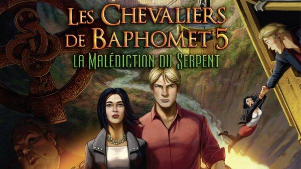 Chevaliers baphomet