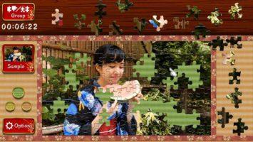 Animated Jigsaws: Japanese Women