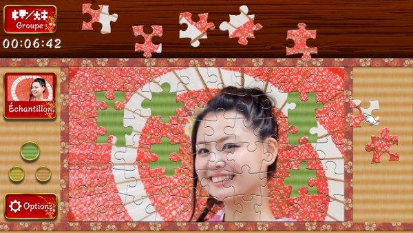 Animated Jigsaw japanese