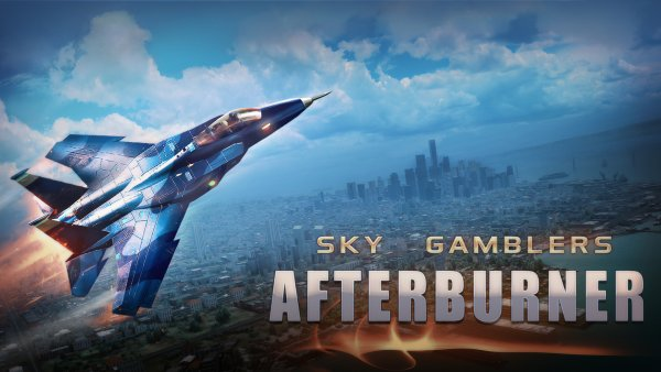 Sky Gamblers: Afterburn