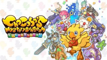 Chocobo's Mystery Dungeon EVERY BUDDY!_