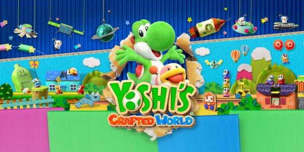 Yoshi Crafted World