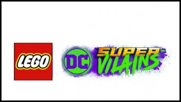 LEGO DC vilains