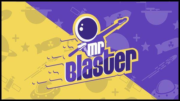 Mr Blaster