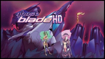 Ghost Blade HD
