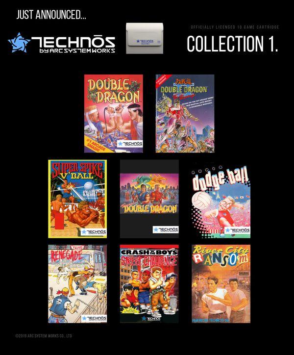 Technos Collection 1