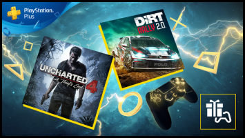 PS Plus - Avril 2020