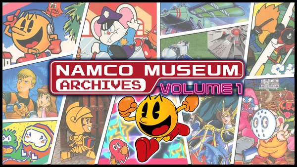 Namco archives
