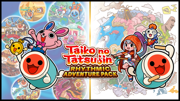 TAIKO NO TATSUJIN™ : RHYTHMIC ADVENTURE PACK