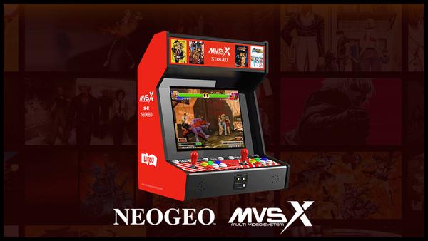 Neo Geo MVS-X