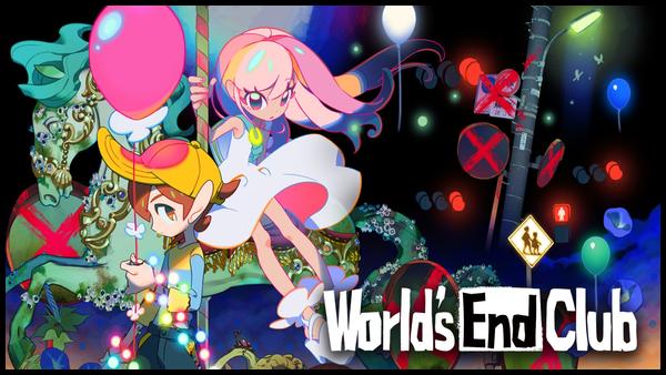 World ends club